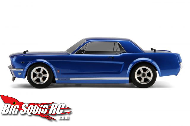 Hpi 66 Mustang 05 171 Big Squid Rc Rc Car And Truck News