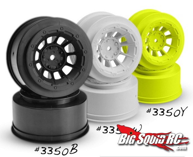 JConcepts Hazard Wheels for Traxxas Slash