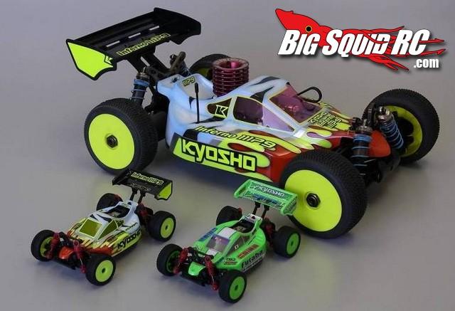Kyosho MP9 King and Cody King and Kanai Edition Buggy
