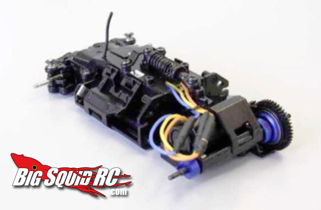 kyosho mr 03 brushless