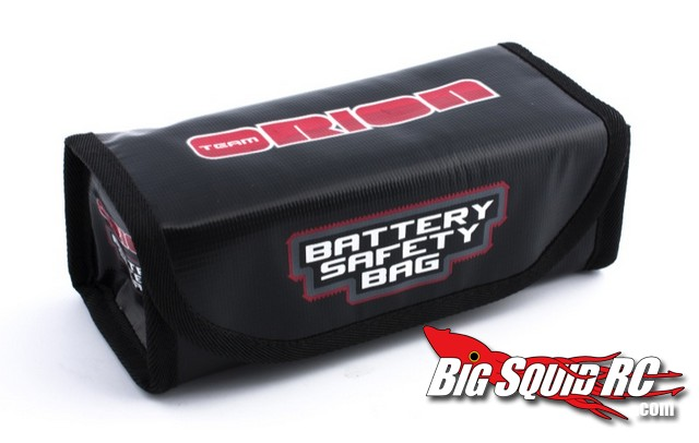 Orion Battery Safety Bag