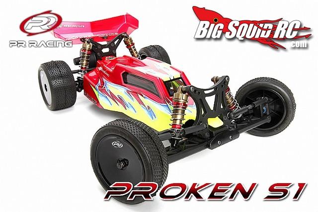 Precirotate Proken S1 2WD buggy
