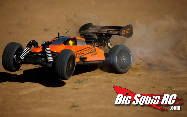 ECX Revenge Type N Nitro Buggy 1/8th Scale