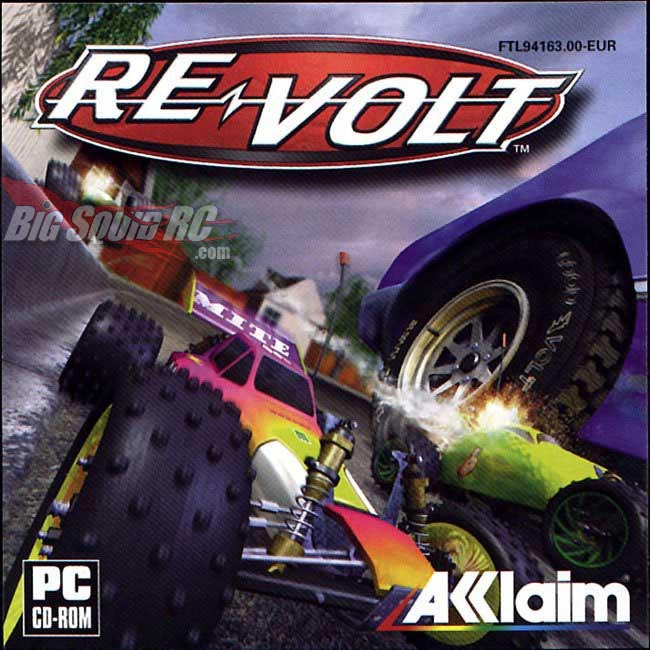 Ps Rc Car Game