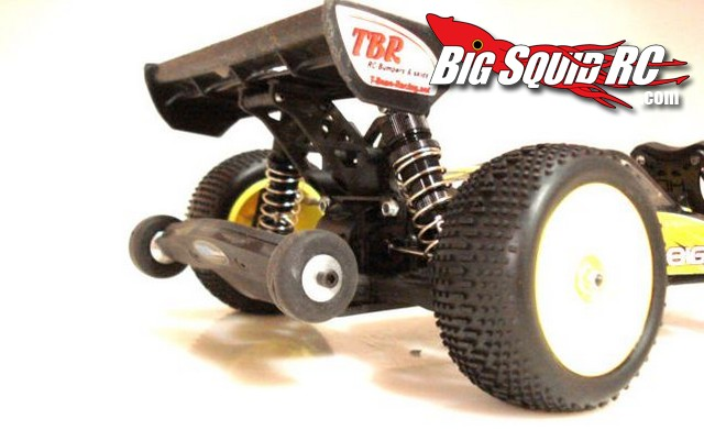 T-Bone Racing TBR Losi 8IGHT Rear Bumper Wheelie Bar
