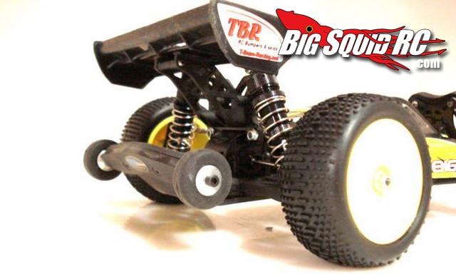 T-Bone Racing TBR Losi 8IGHT Rear Bumper Wheelie Bar
