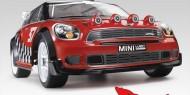 Thunder Tiger Tomahawk XL Mini Cooper Rally Car