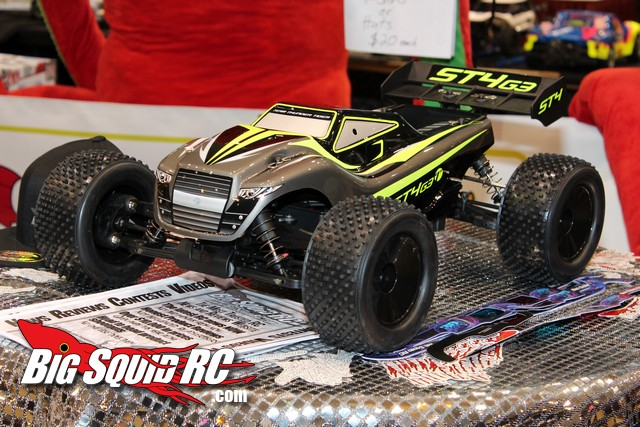 Thunder Tiger Truggy