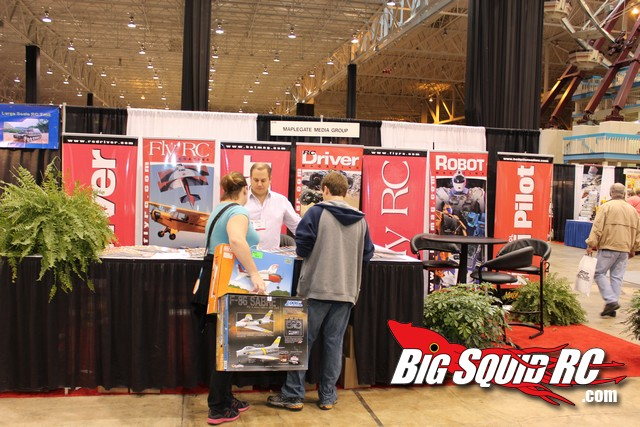 RC Driver at Cleveland iHobby Expo 2012