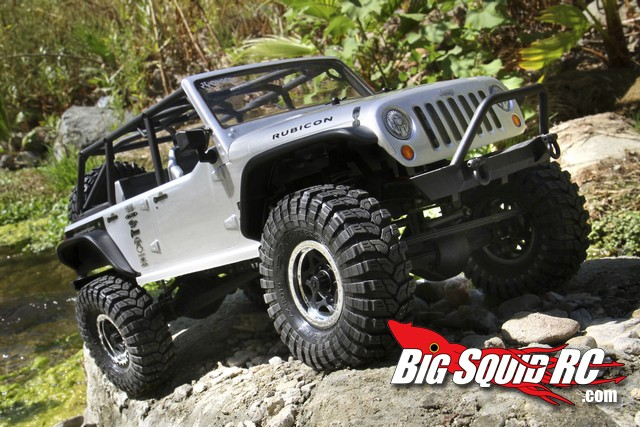 Axial SCX10™ Jeep® Wrangler Unlimited Rubicon Crawler