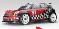 Thunder Tiger ER-4 G3 Mini Countryman Rally Car RTR