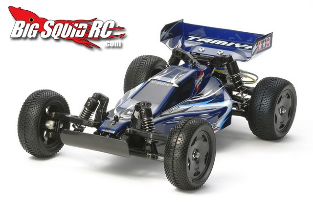 Tamiya RC Fighter Buggy SV - DT02