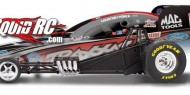 Traxxas Collectors Presentation Funny Car Display Chassis