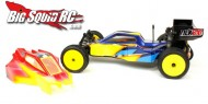 Team Durango extended chassis and body 8mm