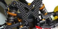 Exotek Carbon Fiber Front Shock Tower Durango DEX210 and DESC210