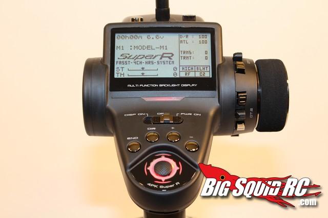 Futaba 4pks R Super R 4 Channel 2 4 Ghz Fasst Radio
