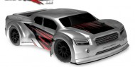 JConcepts Scalpel Body and Front Bumper Conversion Kit for Traxxas Slash 4x4