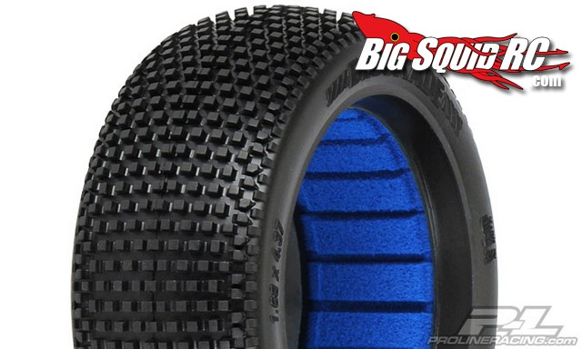 Pro-Line Blockade Mx Compound 8th scale buggy tires