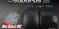 Pro-Line Suburbs 2.0 SC MX Blue Groove Tires