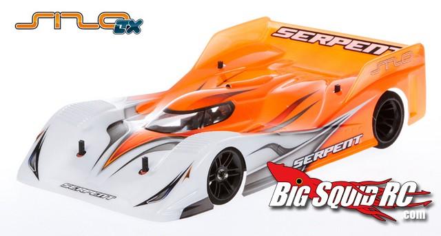 Serpent S120 LTX 1/12th scale pan car