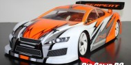 Serpent S411 RTR Touring Car