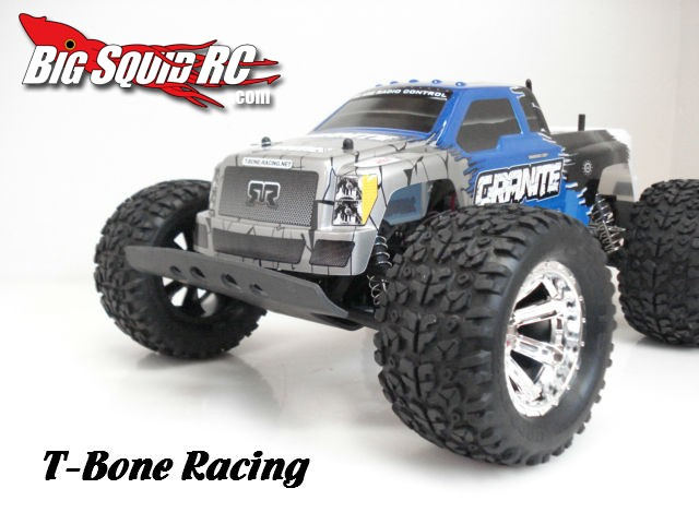 T-Bone Racing Basher Front Bumper ARRMA Granite