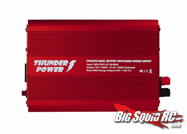 Thunder Power 300 x 2 or 500 x 1 Power Supply