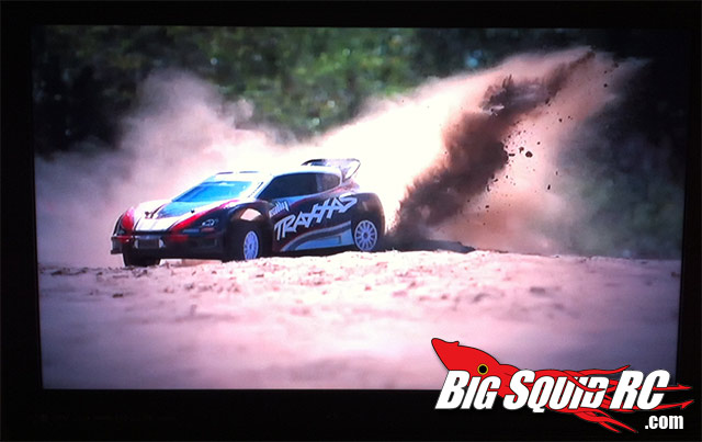 traxxas rally commercial