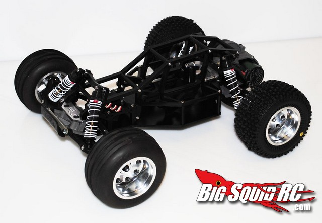 Extreme Basher Chassis for Traxxas from Billet Works Designs