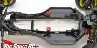 Tresrey hop-up chassis shock towers durango dex210