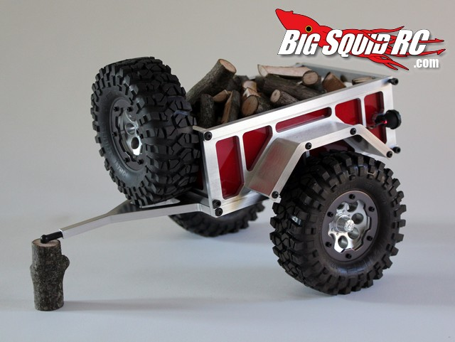 AJS Machine Scale Looking Off Road Trailer Version 2.0