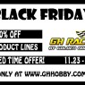 GH Racing RC Black Friday Sale