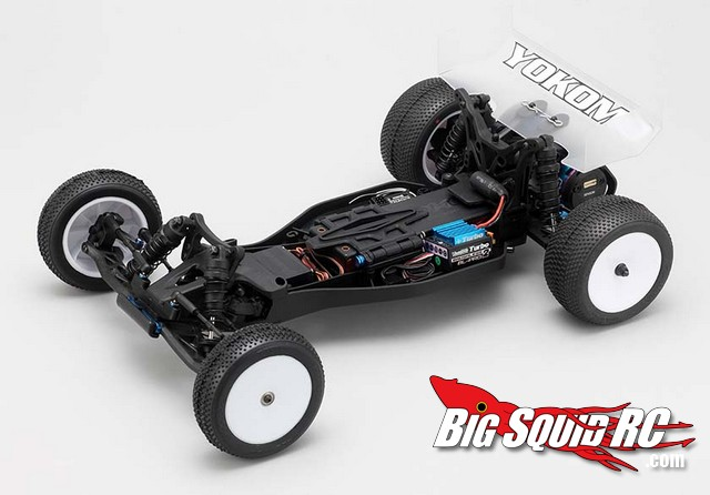 Yokomo B-MAX2RS 2wd Electric Buggy Kit