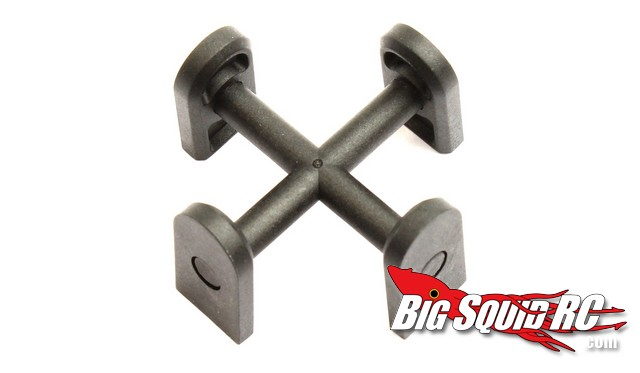 Team Durango Moulded Inserts and Cross Shaft Set