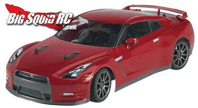 Duratrax Nissan GT-R Nitro RTR