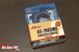 Hitec HS-7985MG Metal Gear Servo Review