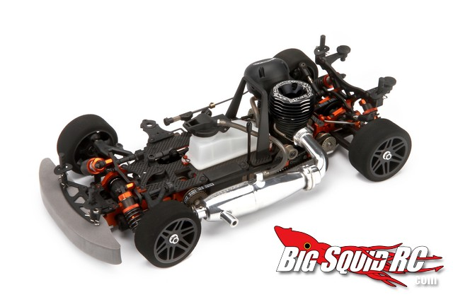 HPI Hot Bodies R10 Nitro On Road Touring Car