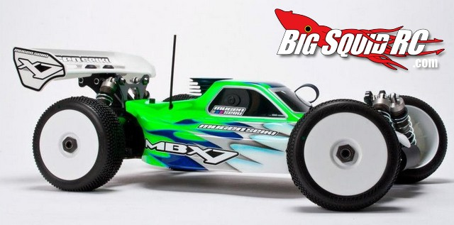 Mugen Seiki MBX7 8th Scale Nitro buggy Kit