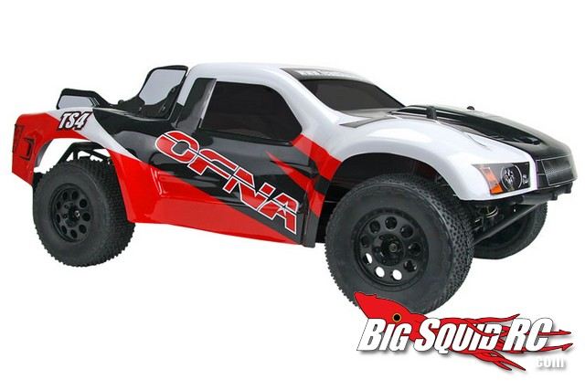 Ofna TS4 Pro 4wd Electric Short Course Truck