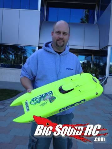 Horizon Hobby Pro Boat Kevin Hetmanski
