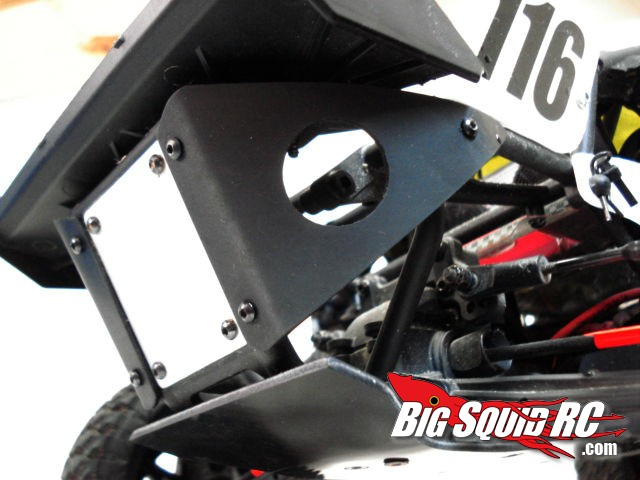 TBR Rear Side Panels for Axial EXO