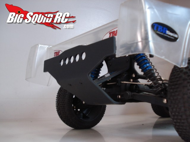 T-Bone Racing 1 Piece SC Racer Losi Ten SCTE Rear Bumper