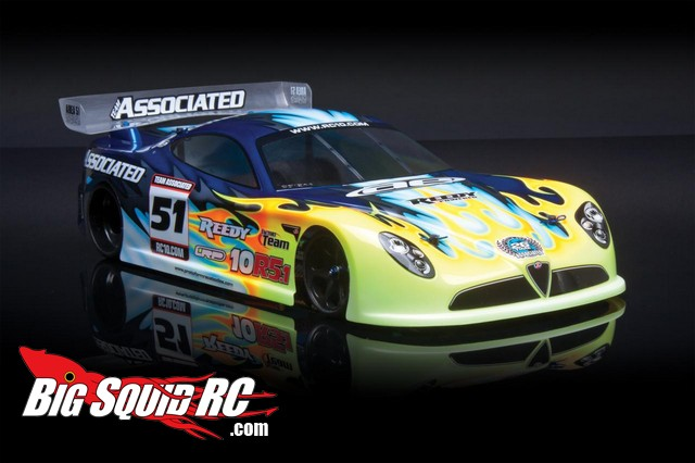 Team Associated RC10R5.1 Factory Team
