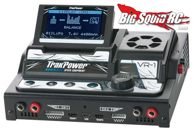 Trakpower VR-1 Dual Output Battery Charger