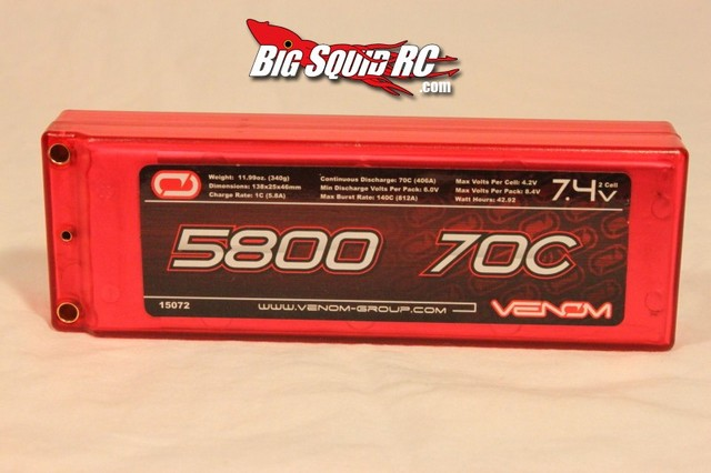 Venom RC Lipo Battery