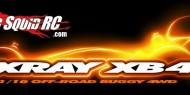 X-Ray XB4 4wd buggy teaser