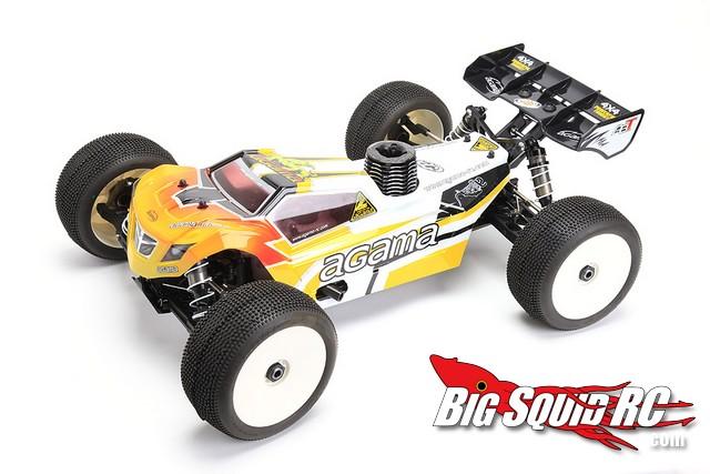 Agama A8t Nitro 8th Scale Truggy 171 Big Squid Rc Rc Car