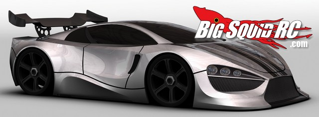 HobbyTech STR8 GT 8th Scale Electric Car