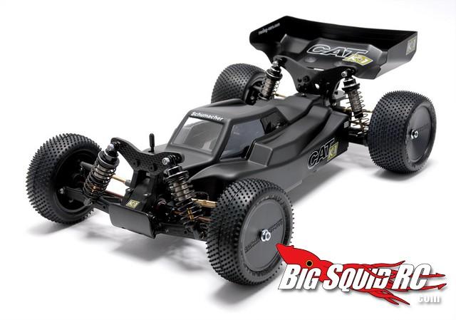 Schumacher Cat K1 Buggy
