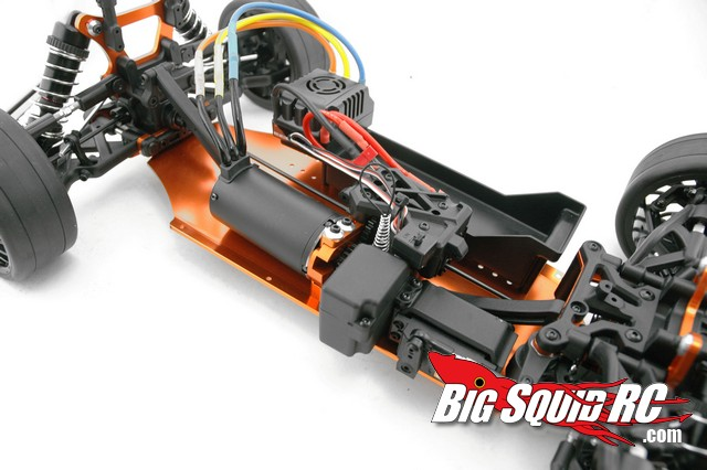 Hobao Hyper Gtb E 8th Scale 4wd Electric Rtr On Road Car 171 Big Squid Rc Rc Car And Truck News